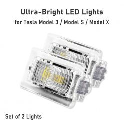Tesla Interior Ultra-Bright LED Lights Model 3 Model S Model X Model Y