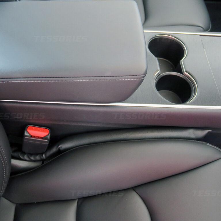 Vehicle Seat Gap Fillers Tesla