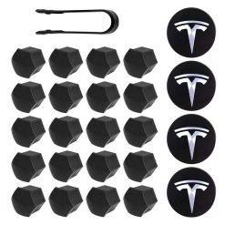 Tesla Model 3 Aero Wheel Cap Kit