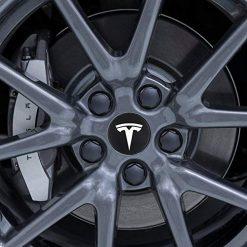 Tesla Model 3 Aero Wheel Cap Kit