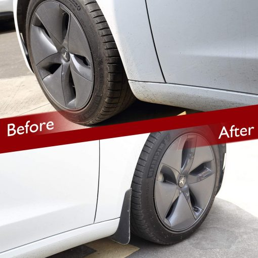 Tesla Model 3 Mud Flaps Mudflaps