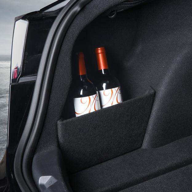 Boot Side Storage Extender for Tesla Model 3 Australia
