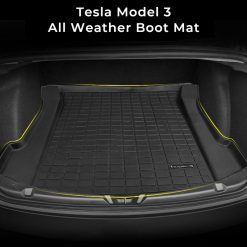 TPE All Weather Boot Mat for Tesla Model 3