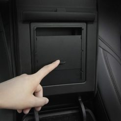 Armrest Hidden Compartment for Tesla Model 3