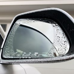 Tesla Anti-Fog & Water Repellent Film for Rear-view Mirrors
