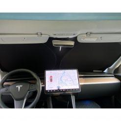 Tesla Model 3 Custom-fit Windscreen Sunshade