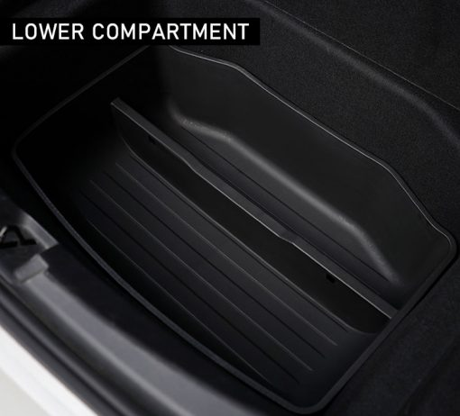 Tesla Model 3 Boot Cargo Storage Organiser 2 Tier
