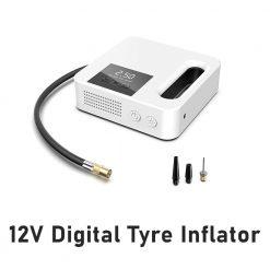 12V Digital Tyre Inflator for Tesla