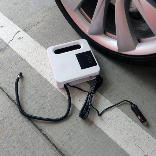 12V Digital Tyre Inflator for Tesla