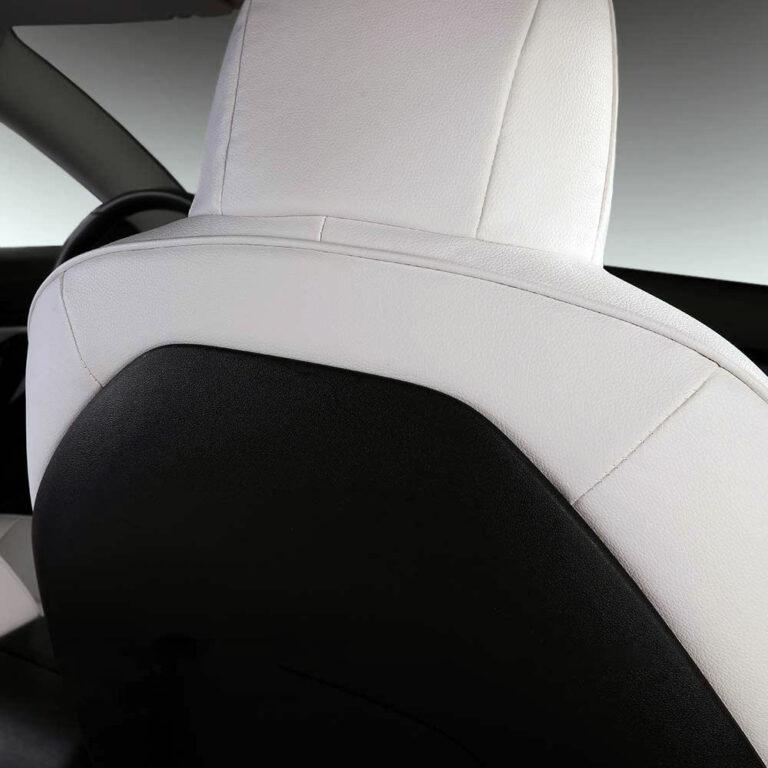 Tesla Model 3 Seat Covers Full Set