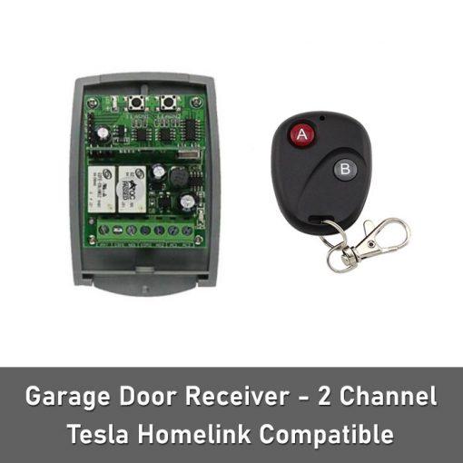 Homelink Conversion Kit – 2 Channel