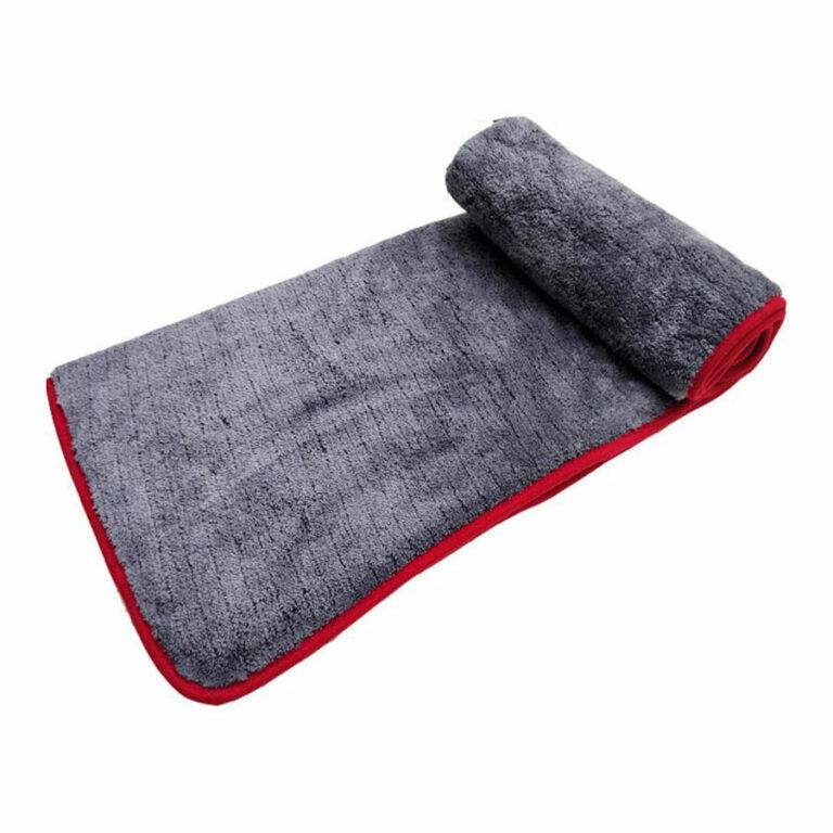 Microfibre Coral Fleece Car Drying Towel