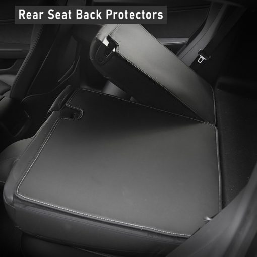 Rear Seat Back Protectors for Tesla Model 3