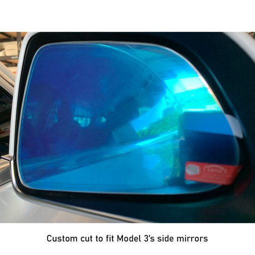 Add to wishlist Anti-Fog & Water Repellent Film for Side Mirrors - Tesla Model 3