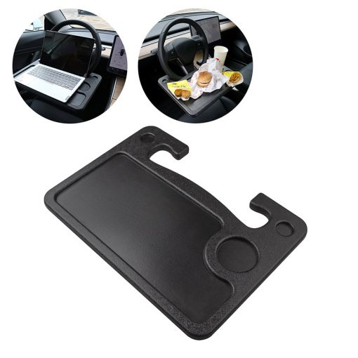 Tesla Steering Wheel Tray Table