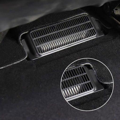 Tesla Model 3 Rear Floor Vent Grille