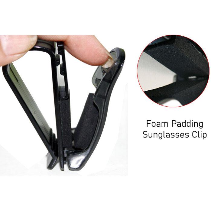 Tesla Car Visor Clip for Sunglasses