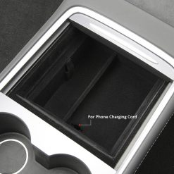 Centre Console Organiser Tray for 2021 Tesla Model 3