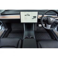 Tesla Model 3 RHD Heavy Duty 3D Floor Mats