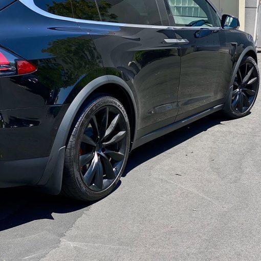 Tesla Model X Mud Flaps