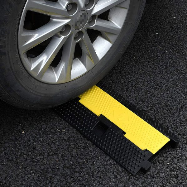 EV Charging Cable Protection Ramp